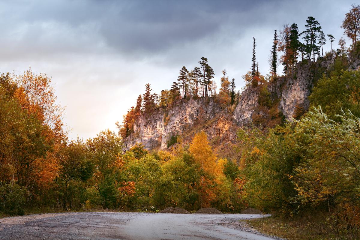 Los siete lugares más bellos del mundo para disfrutar de paisajes otoñales según EL MUNDO