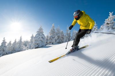 Actividades. Esquí